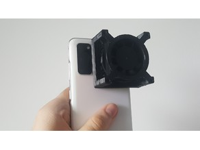 Mobile Phone Thermoelectric Cooler