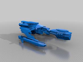 Star Trek - Klingon VoD'leh-class Carrier