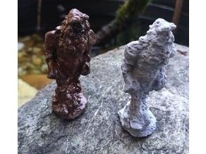 Replica of Heritage Miniatures #1283 -- Earth Elemental