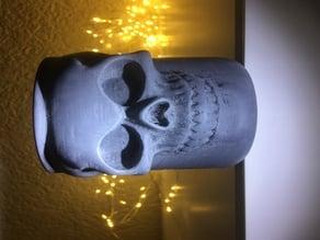 Skull Mug & Cup