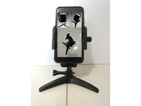 Vertical Modular Phone Holder