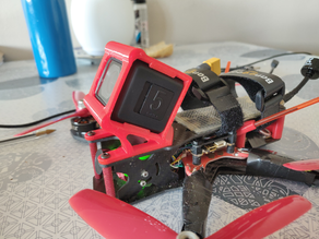 Real4 / Martian IV GoPro Session / Runcam 5 mount