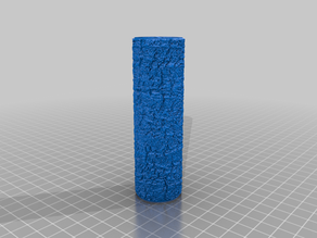Clay and XPS Foam Texture Rollers