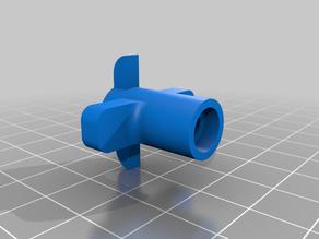 T8 Armature fastener knob