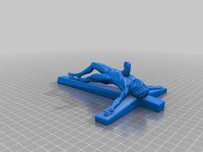 Crucifix Xenomorph