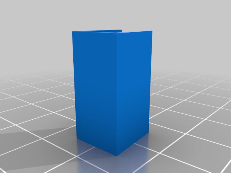 Ender 3 Glass Bed Clip
