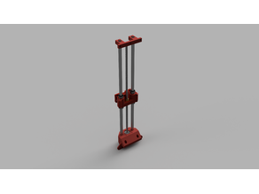 """D-Bot """"Rod Core"""" Triple Independent Z Mod"""