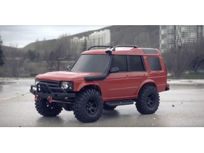 Land Rover Discovery 2 trx-4 axial