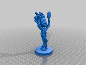 Springy Dancing Groot