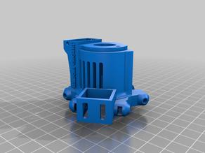 Updated Compact Kossel Shroud