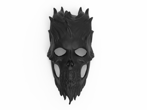 Krampus Demon mask