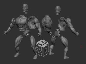 5.5 3D HE Barbarian - Original Version