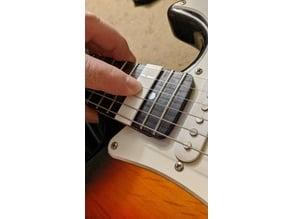 Guitar String Action Gauge