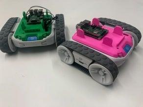 Sphero RVR Raspberry Pi Project Cover