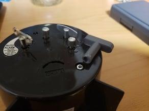 Nut Driver for Alarm Clock Repair