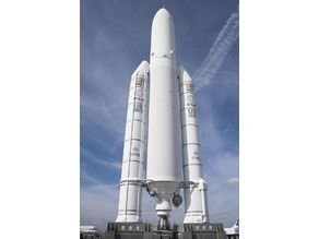 Ariane 5 Nose Cones (BT-50 and BT-70)