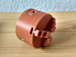 3 Jaw Lathe Chuck but with tolerances