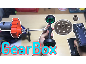 Gearbox 545 550 555