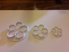 Cortante flores / cookie cutters