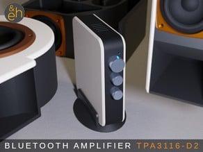 Bluetooth Stereo Amplifier 2x50W TPA3116D2