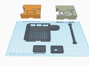 Ender 3 - Pi Case and Camera Mount
