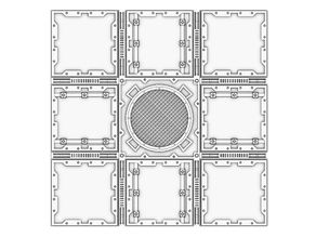 Hive City Tile