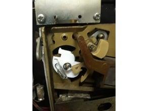 arcade 25 cent to token coin mechanism adapter