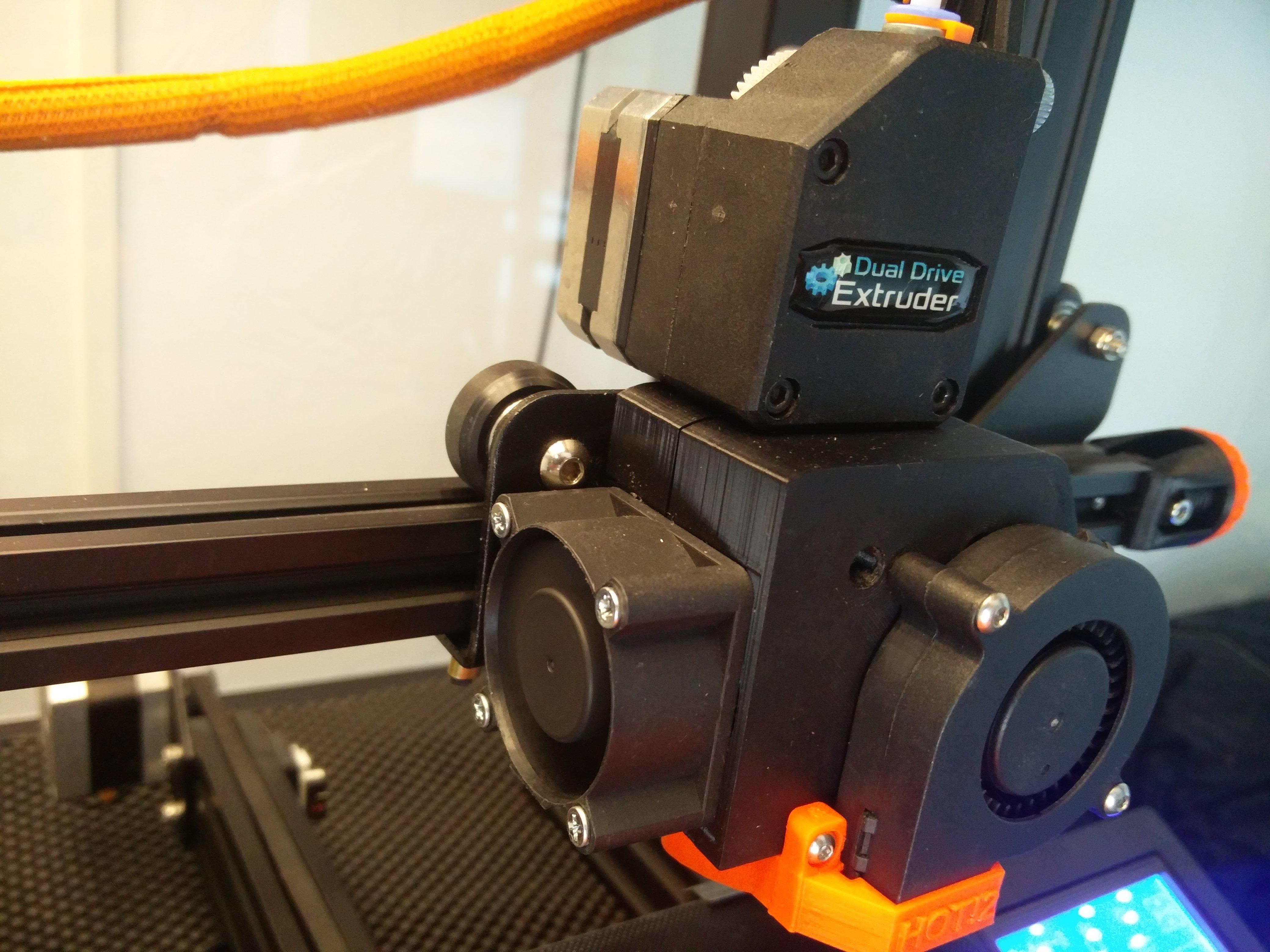 Ender 3 Direct drive - E3d v6 - BMG