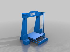 Anet A8 platform for Ultimaker Cura 4.x