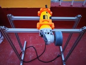 Grinding Machine Supports DeWalt 4 1/2