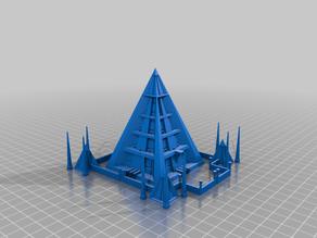 1ksons temple pyramid - epic - terrain