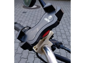 Grefay Adapter Motorrad Lenker 22mm
