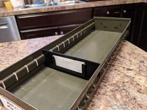 drawer separator 134x45