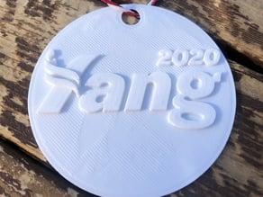 Yang2020 Ornament