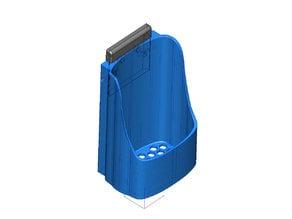 Equate 34oz or Target 32oz Hand Sanitizer holder - Wall Mount Remix