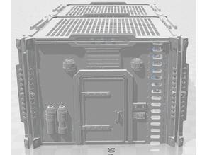 PLF - Plasteel Light (Doorway) Frame - WH40k