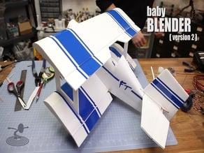 FT Baby Blender Laser cut files