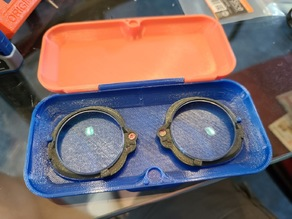 Oculus Quest prescription lens case