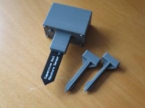 Capacitive humidity sensor HB-UNI-Sen-CAP-MOIST