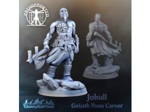 Jokull, Goliath Rune Carver