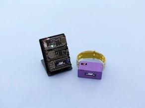 OLED MicroPython Watch