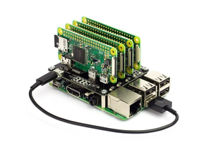 Raspberry Pi modular stackable spacers