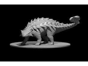 Ankylosaurus Updated