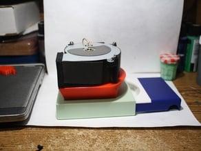Airbrush Spray Booth Air Filter