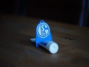 Schalke toothpaste squeezer