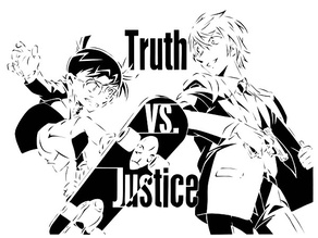 Detective Conan stencil