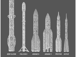 Desktop Rockets - Voronoï