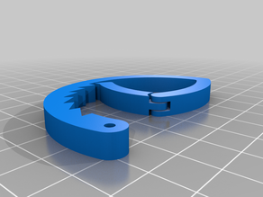 Raggruppa cavi / Cable clip