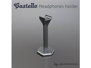 CASTELLO - HEADPHONES HOLDER