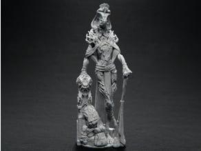 Serpentine Merchant - Multiple Pieces